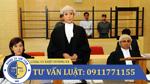 Quyền và nghĩa vụ của Luật sư trong vụ án hình sự