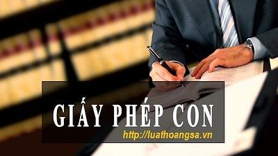 Luật sư tư vấn xin giấy phép lữ hành nội địa.