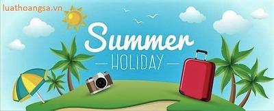 Thông báo lịch nghỉ hè năm 2019 tại Sapa, tỉnh Lào Cai